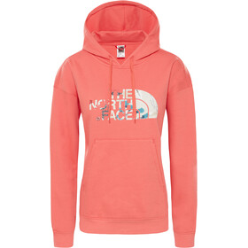 The North Face Light Drew Peak Hoodie Damen spiced coral
